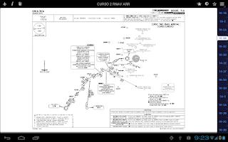 Screenshot of Jeppesen Mobile TC