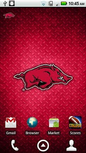 Arkansas Razorbacks Wallpaper - screenshot thumbnail