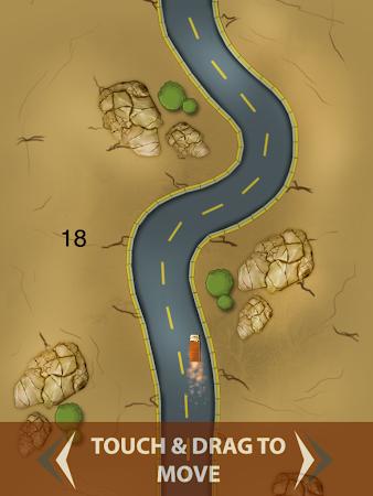 Drive in the Line : Truck 3D 1.6 screenshot 125243