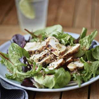 Buttermilk-Brined Chicken Breast Salad