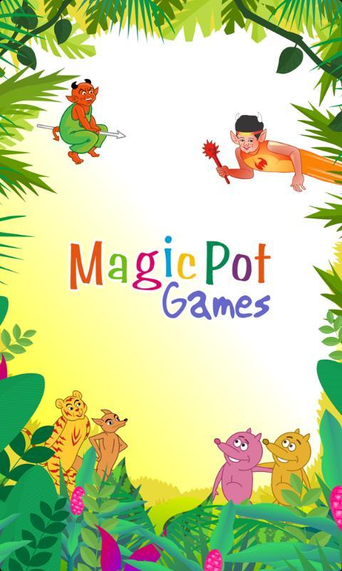 Magic Pot Games- screenshot
