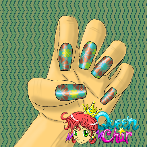 Crazy Freakin' Fun Nails LOGO-APP點子