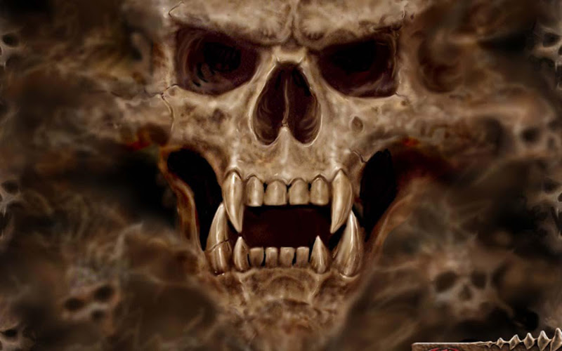 3D Horror Skull HD Wallpapers On Google Play Reviews