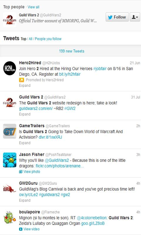 Guild Wars 2 - screenshot