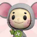 말하는 생쥐 – Talking GEE Mouse logo
