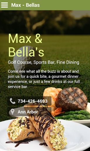 Max Bella's Restaurant