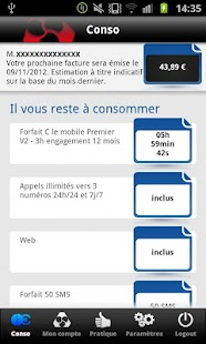 Crédit Mutuel Mobile - screenshot thumbnail