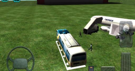 Игра Аэропорт Bus Simulator для планшетов на Android