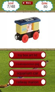 Thomas Toys Quizのおすすめ画像1