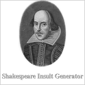 Shakespeare Insult Generator logo