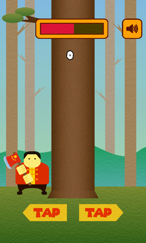 Lumberjack- screenshot