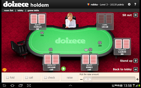 Holdem Znappy- screenshot thumbnail