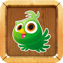 Jumping Bird - Jump to Home icon