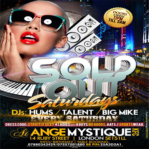 Mystique Nightclub London App LOGO-APP點子