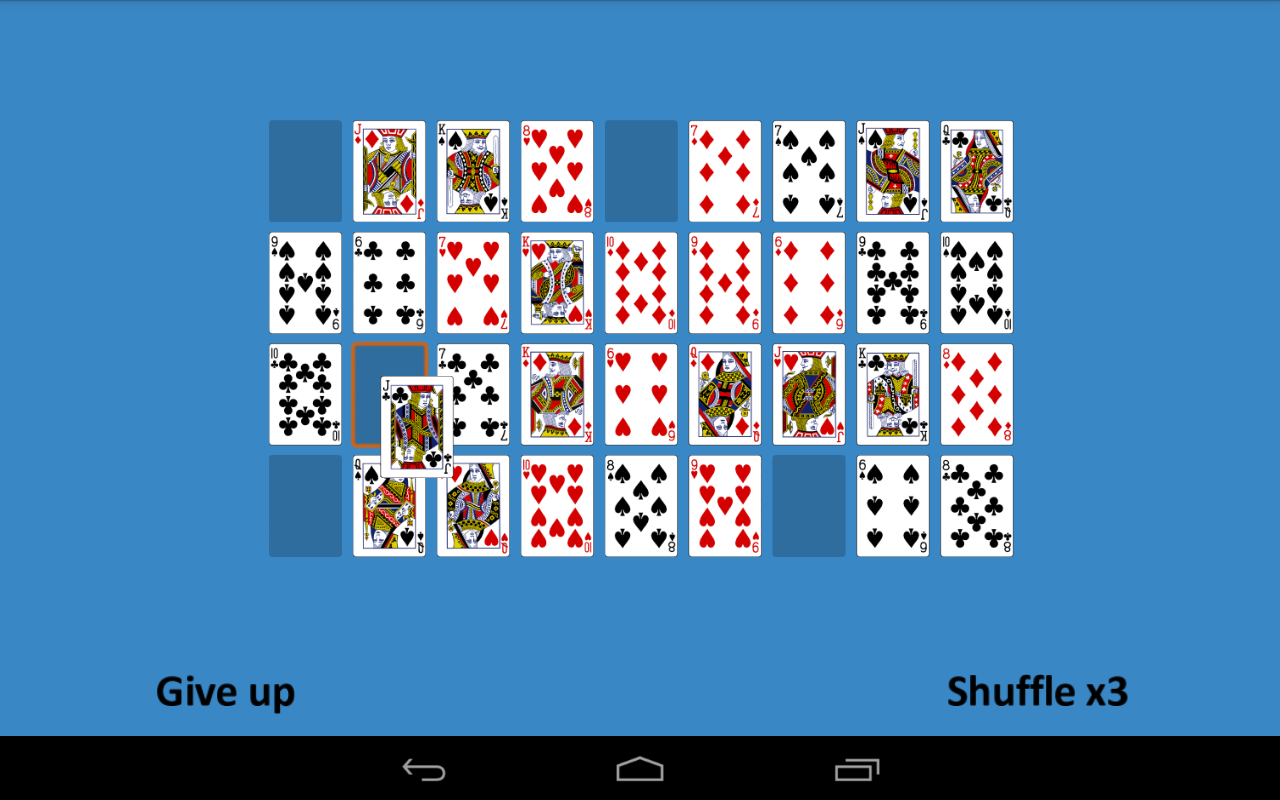 Solitaire Gaps - Android Apps on Google Play