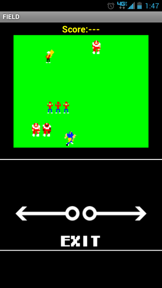 The Play- screenshot