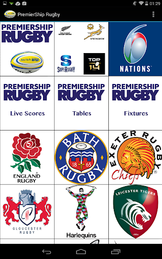 PremierShip Rugby 2014 News