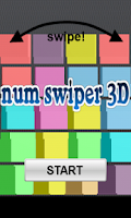 Screenshot of NUM SWIPER 3D