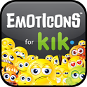 Emoticons for Kik icon