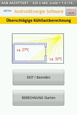 Kühllastberechnung