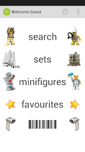 myBrickset: LEGO® Set Guide - screenshot thumbnail