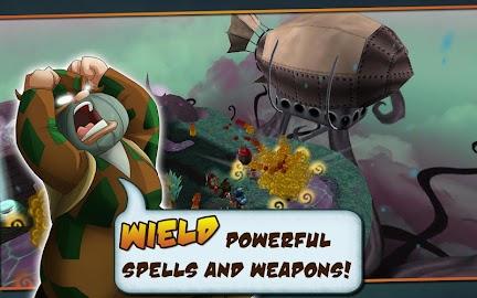 Wizard Ops Tactics Screenshot 4
