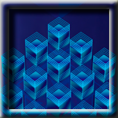 3D Cubes Infinity LWP