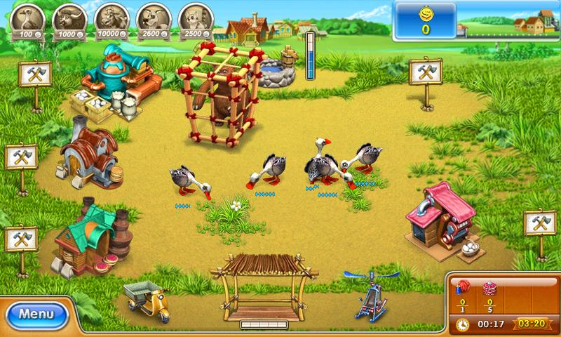 Farm Frenzy 3- screenshot