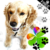 Cute Dog Theme for GO Launcher