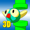 Flappy Dappy 3D icon