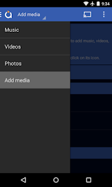 Avia Media Player (Chromecast) Screenshot 2