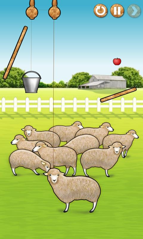 Sheep Spongy♪ - screenshot