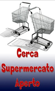 Cerca Supermercato Aperto screenshot 0
