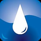Flujo en canales abiertos calc icon