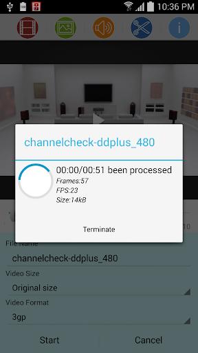 【免費媒體與影片App】視頻轉換器-APP點子