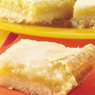 Sunburst Lemon Bars