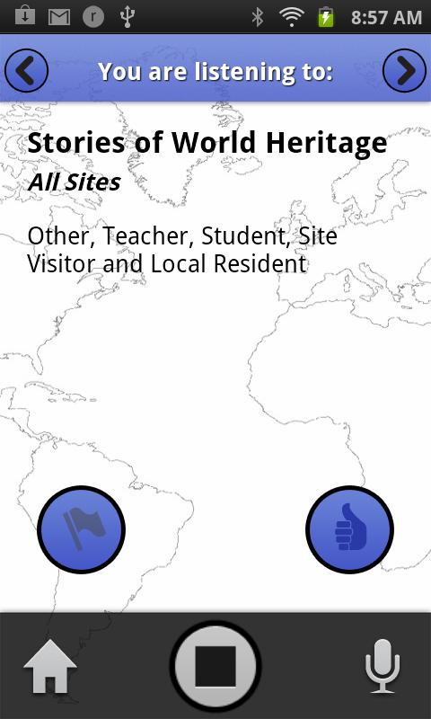 Stories of World Heritage - screenshot