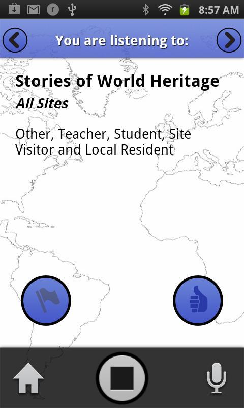 Stories of World Heritage - screenshot