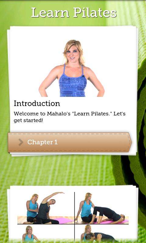 Learn Pilates - screenshot