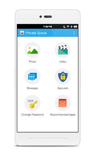 【免費生產應用App】Private Space - App Lock-APP點子