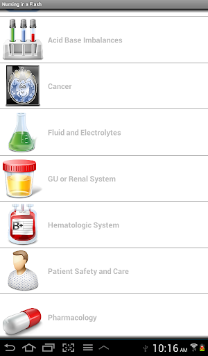 【免費教育App】Med Surg I Nursing in a Flash-APP點子