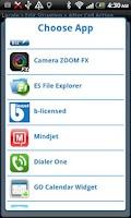 Screenshot of After Call Tasker Plug-in