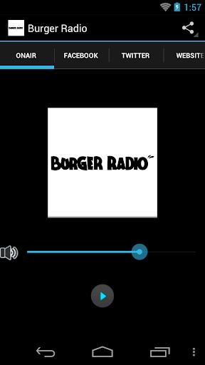 Burger Radio