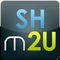 SH media2U2D logo