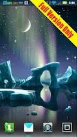 Screenshot of Northern Lights FREE (Aurora)