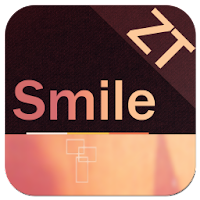 Smile Theme GO LauncherEX 1.3