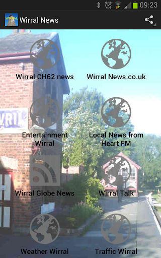 Wirral UK- Keep up to date