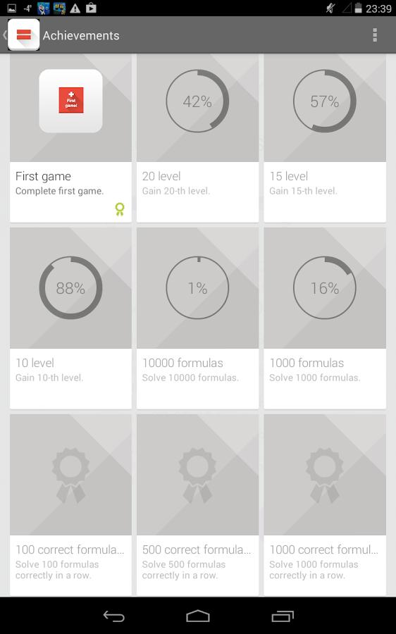 Math Effect - screenshot