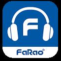 FaRao(ファラオ)洋楽・邦楽音楽聴き放題のラジオアプリ icon