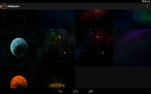 Aeon Icon Pack v2.6.0